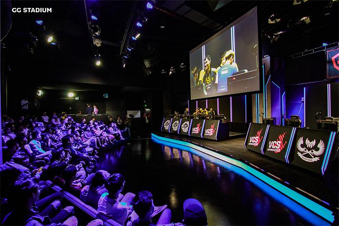 Lịch thi đấu VCS Mùa Xuân 2021 mới nhất