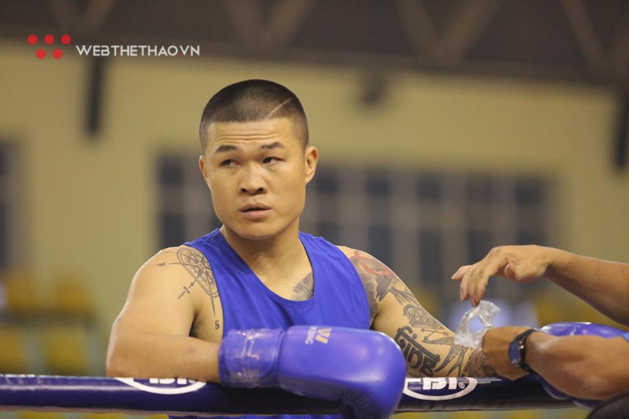 Trương Đình Hoàng nói gì về 'sự cố trọng tài' sau màn knockout ở giải Boxing VĐQG?