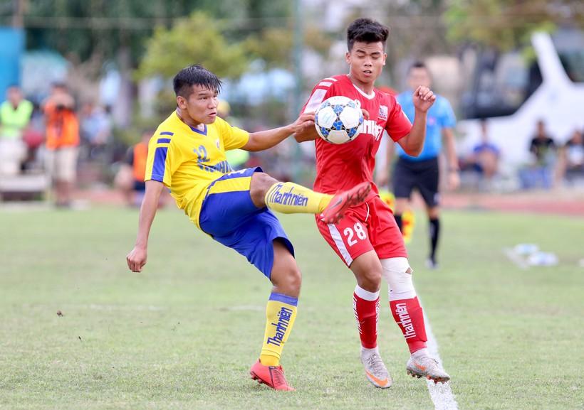 Lịch thi đấu bán kết U21 Quốc gia 2020