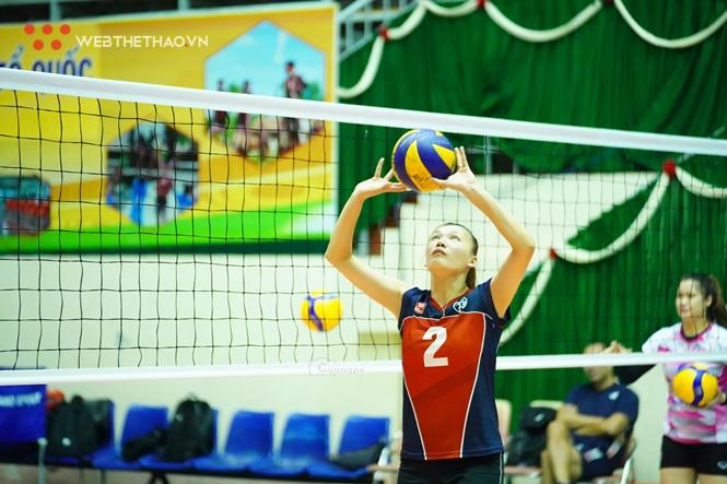 Tài năng trẻ bóng chuyền Hà Nội cập bến Kinh Bắc Bắc Ninh