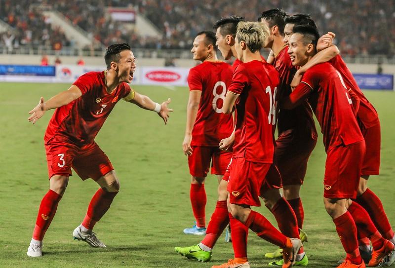 Trận giao hữu với U22 VN là thước đo quan trọng để HLV Park Hang Seo kiểm tra, đánh giá lực lượng của hai đội tuyển