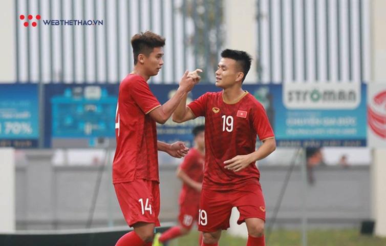 Trực tiếp đội tuyển Việt Nam vs U22 Việt Nam, giao hữu bóng đá hôm nay