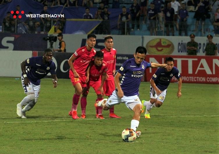 Trực tiếp Sài Gòn FC vs Hà Nội, giao hữu bóng đá hôm nay 29/12