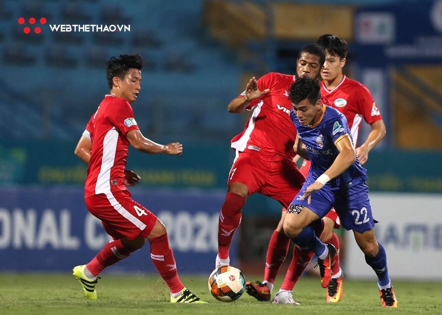 Bảng xếp hạng V League 2021, BXH bóng đá Việt Nam mới nhất