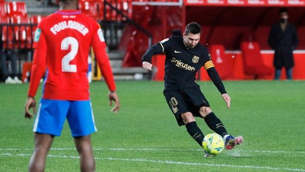 Messi khởi đầu năm tốt thứ hai trong sự nghiệp ở Barca