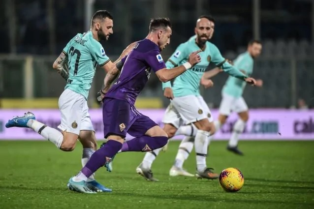 Trực tiếp Fiorentina vs Inter Milan, bóng đá Ý hôm nay