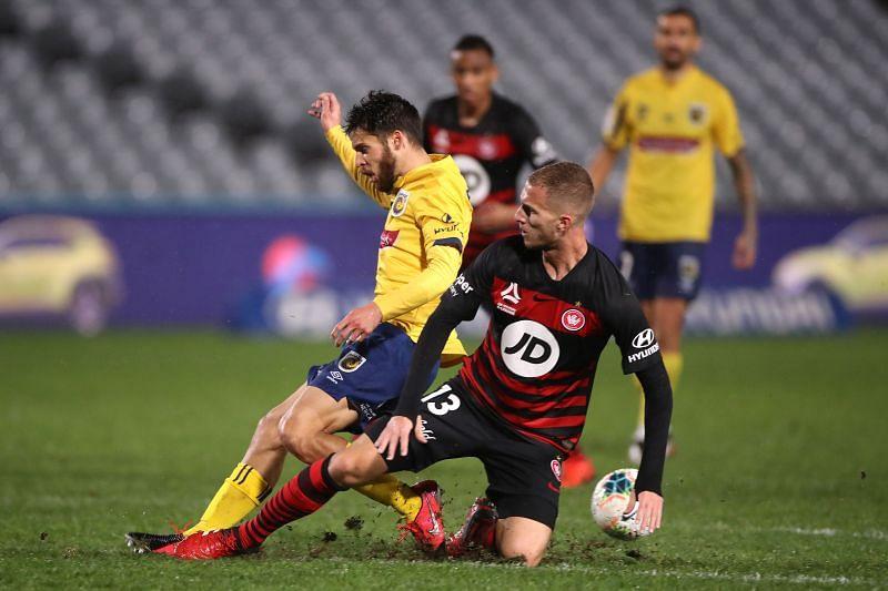 Trực tiếp Central Coast Mariners vs Western Sydney, bóng đá Úc hôm nay 19/1