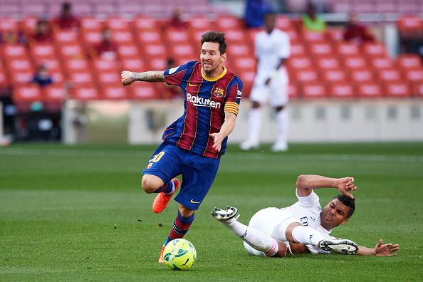 Messi và Casemiro cùng chia sẻ một dữ liệu kỳ lạ