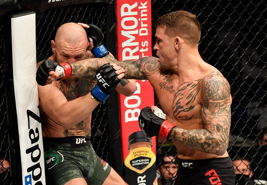 Dustin Poirier KNOCKOUT Conor McGregor ngay hiệp 2 với combo trứ danh