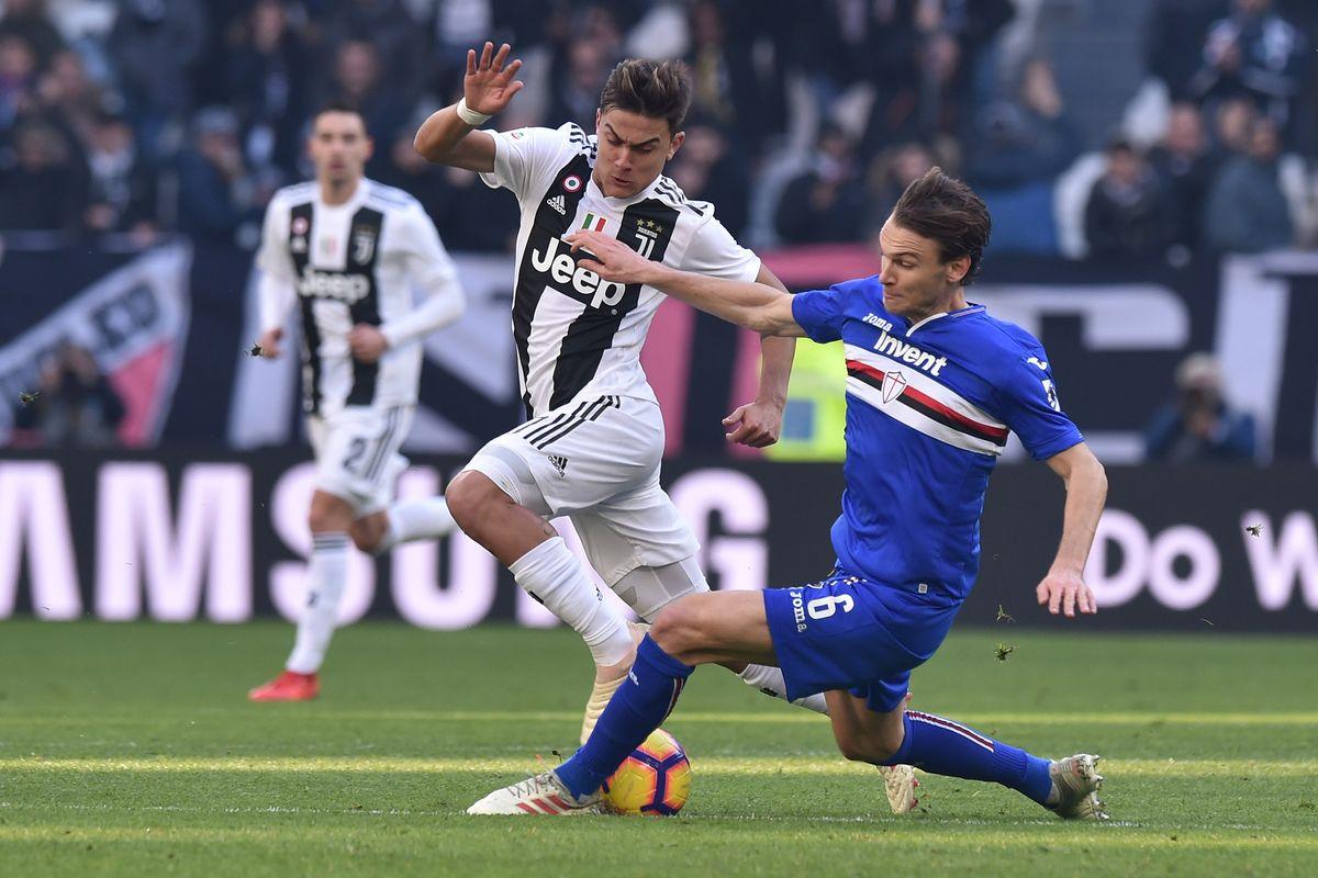 Link xem trực tiếp Sampdoria vs Juventus, bóng đá Ý hôm nay 31/1