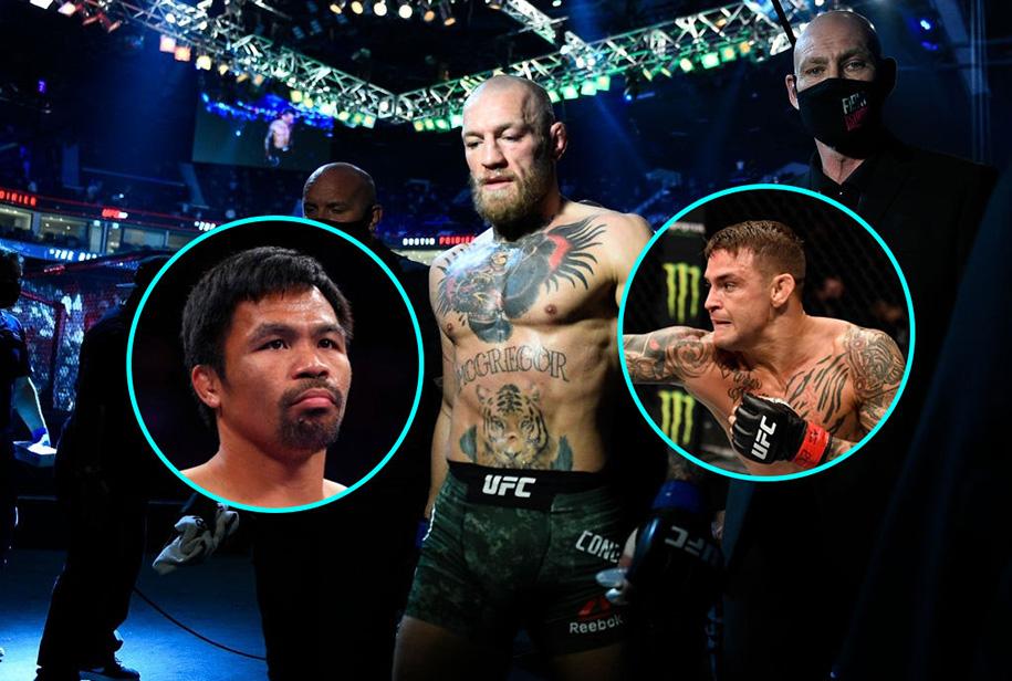 Conor McGregor: Tôi đáng bị phang trụ, chỉ vì coi Dustin là