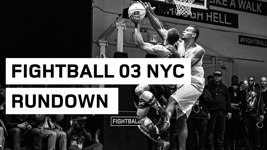 Bạn có biết giải đấu bóng rổ 1 đấu 1 đầy hấp dẫn và cho phép bạo lực?