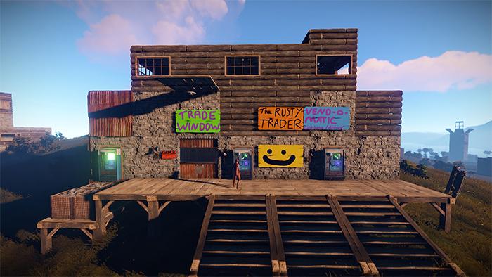 Tìm hiểu về Rust - game sinh tồn hot nhất trên Steam thời gian qua