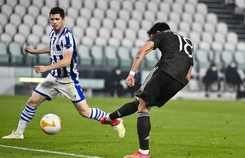 Lịch trực tiếp Bóng đá TV hôm nay 25/2: MU vs Real Sociedad