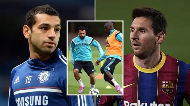 Salah có tài năng như Messi nhưng vẫn bị Mourinho ruồng bỏ ở Chelsea