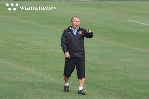 HLV Park Hang Seo trả lời báo Hàn Quốc: Ở Việt Nam, tôi hài lòng về tất cả mọi thứ