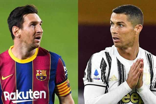 Ronaldo và Messi có nguy cơ cùng