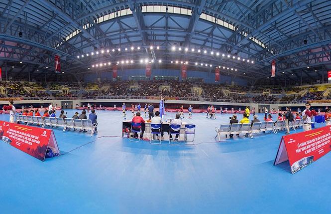 Cận cảnh độ hoành tráng của NTĐ Quảng Ninh, nơi diễn ra vòng 1 giải bóng chuyền VĐQG 2021