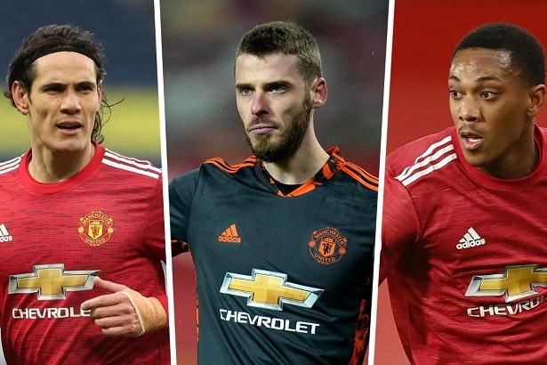 MU đưa ra quyết định quan trọng cho Cavani, Martial và De Gea