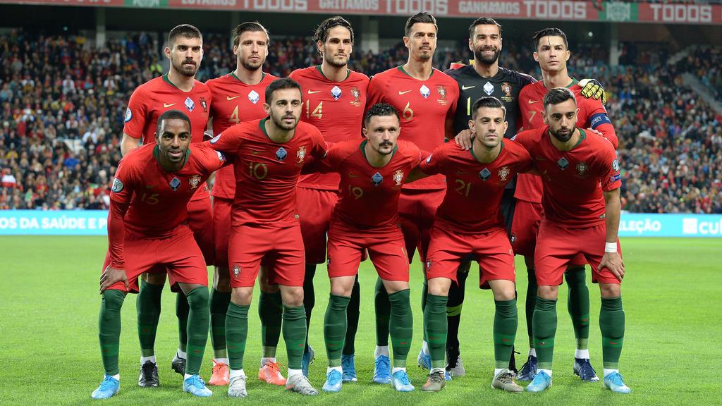 Đội hình tuyển Bồ Đào Nha 2021: Danh sách, số áo cầu thủ dự EURO 2020