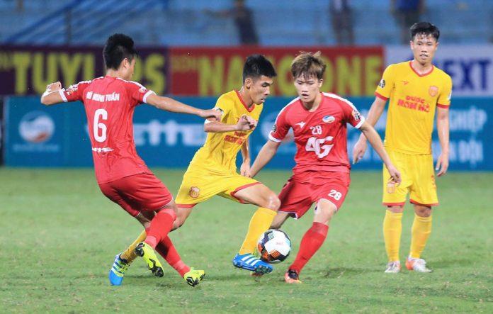 Lịch trực tiếp Bóng đá TV hôm nay 19/3: Nam Định vs Viettel