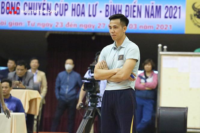 HLV Trần Văn Giáp: Người đưa bóng chuyền nữ Thái Bình