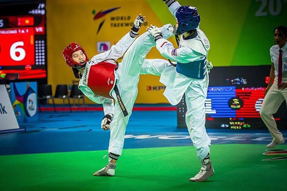 Tuyển Taekwondo nữ hoàn tất tiêm vaccine Covid-19, chuẩn bị cho vòng loại Olympic