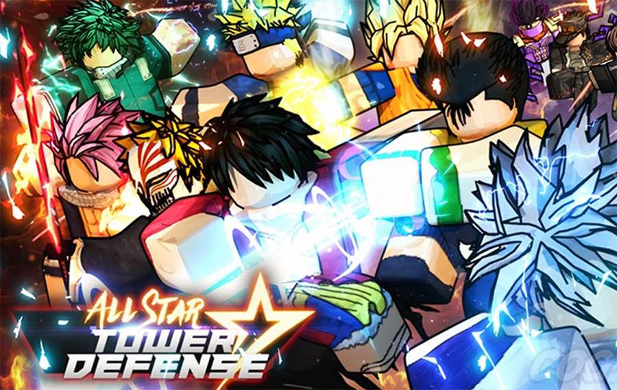 Code All Star Tower Defense tháng 8/2021