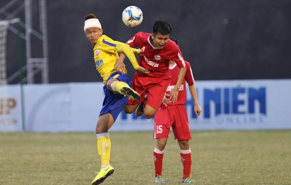 Trực tiếp U19 Quốc gia 2021 hôm nay 01/04: Đồng Tháp vs Bình Định