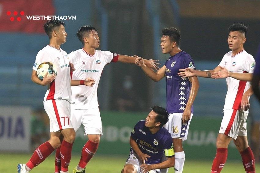 Kết quả Hà Nội vs Viettel, video vòng 8 V.League 2021