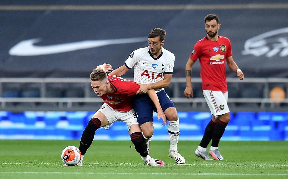 Tottenham vs MU: Đội hình ra sân và thành tích đối đầu