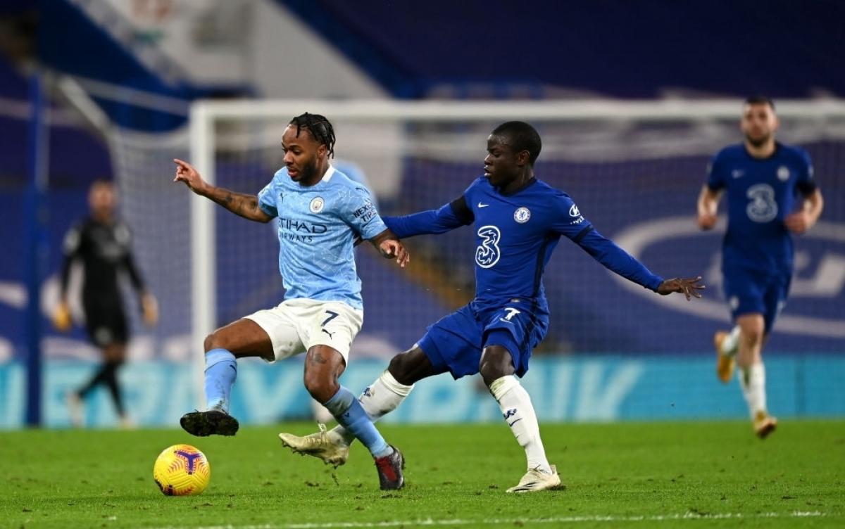 Lịch trực tiếp Bóng đá TV hôm nay 17/4: Chelsea vs Man City