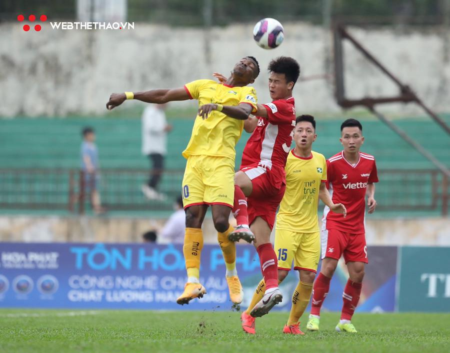 Link xem trực tiếp Viettel vs Than Quảng Ninh, vòng 10 V.League 2021