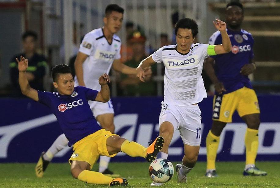 Link xem trực tiếp HAGL vs Hà Nội, vòng 10 V.League 2021