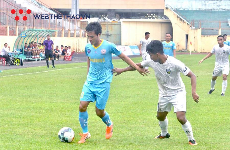 Kết quả Huế vs Khánh Hòa, video vòng 5 hạng Nhất Quốc gia 2021