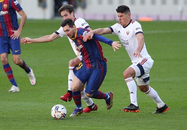 Messi bỏ lỡ Top 10 cầu thủ tạo cơ hội ghi bàn nhiều nhất châu Âu