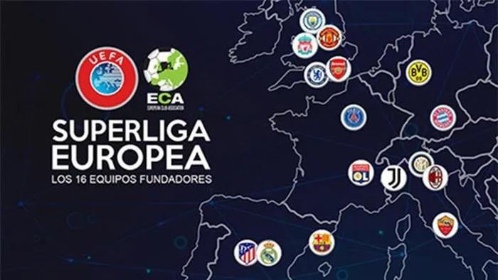 """European Super League là giải gì, tiền thưởng """"khủng"""" cỡ nào?"""