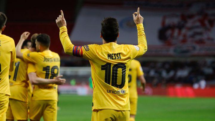 Messi đứng trước cơ hội ghi bàn thắng ý nghĩa