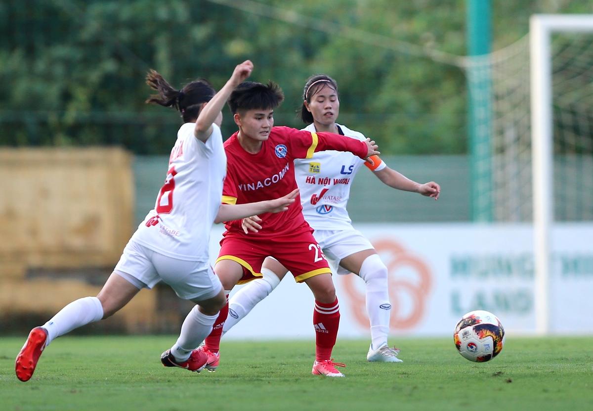 Lịch thi đấu bóng đá nữ cúp Quốc gia Việt Nam 2021 hôm nay mới nhất