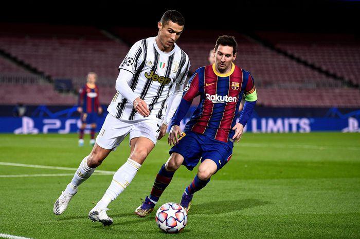 Messi kiếm tiền giỏi hơn Ronaldo trong năm 2020