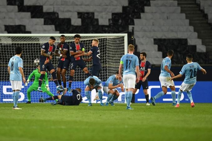 Lịch thi đấu bán kết lượt về cúp C1 2020/2021: Man City vs PSG