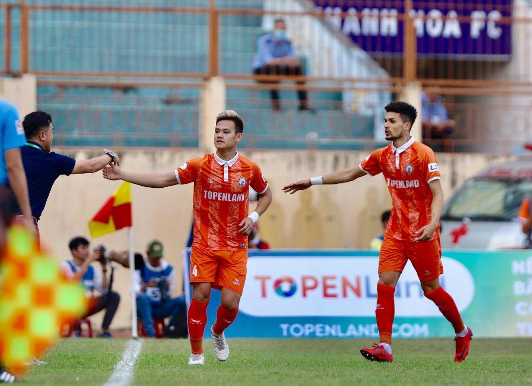 Kết quả Hà Nội vs Bình Định, video V.League 2021