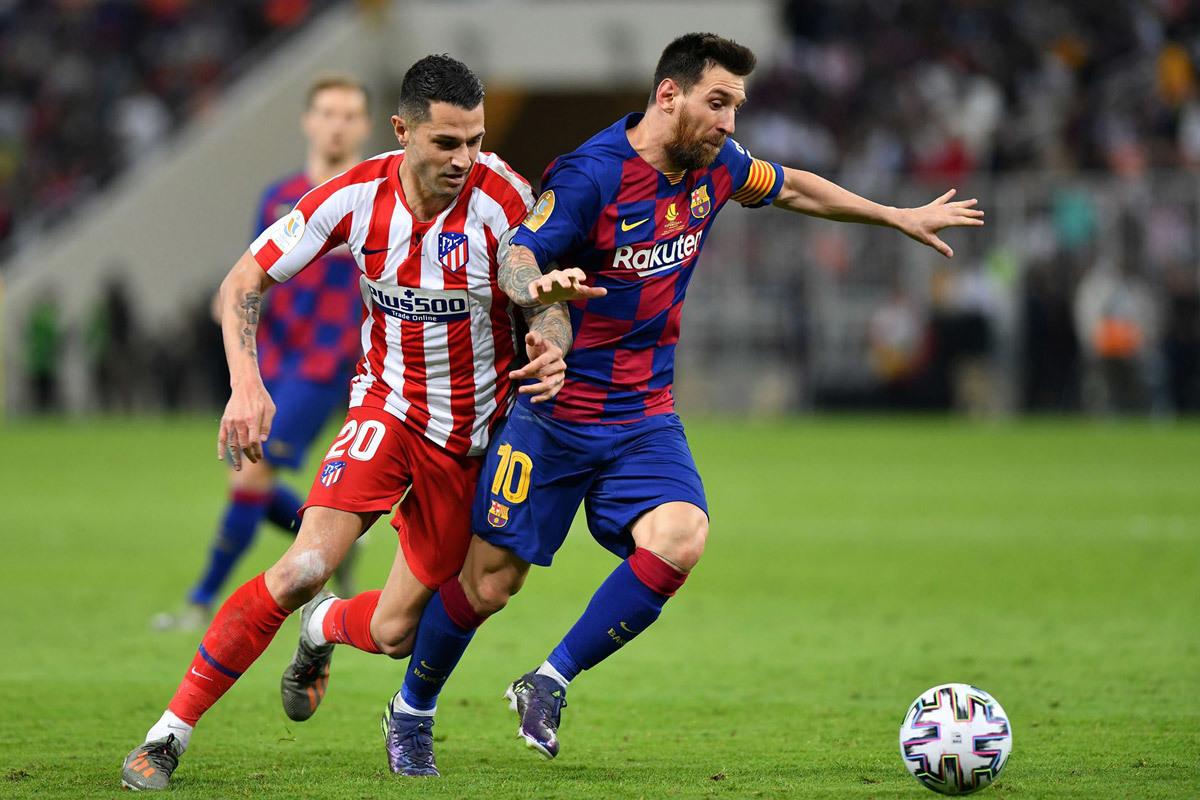Link xem trực tiếp Barca vs Atletico Madrid, bóng đá Tây Ban Nha hôm nay 8/5