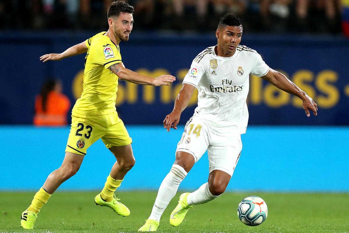 Link xem trực tiếp Real Madrid vs Villarreal, bóng đá Tây Ban Nha hôm nay 22/5