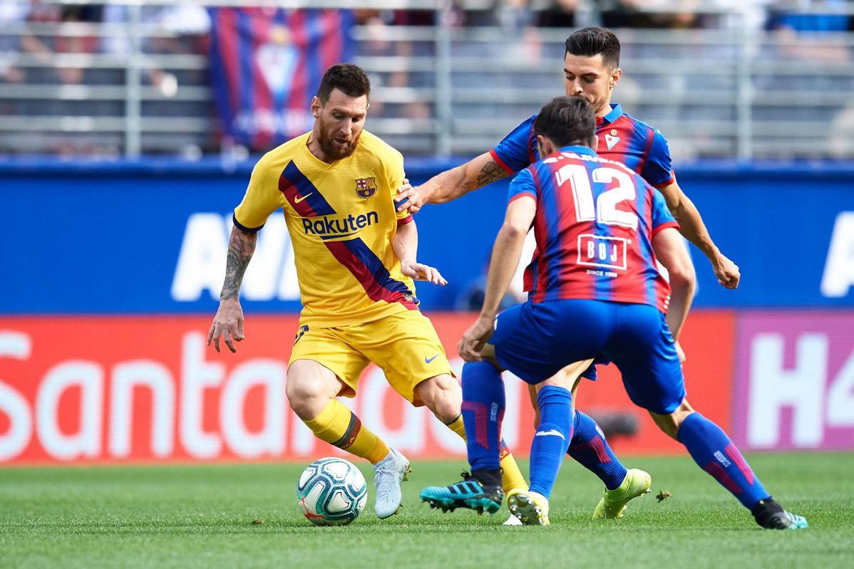 Link xem trực tiếp Eibar vs Barca, bóng đá Tây Ban Nha hôm nay 22/5