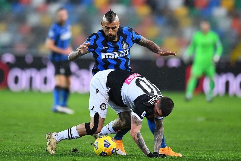 Link xem trực tiếp Inter Milan vs Udinese, bóng đá Ý hôm nay 23/5