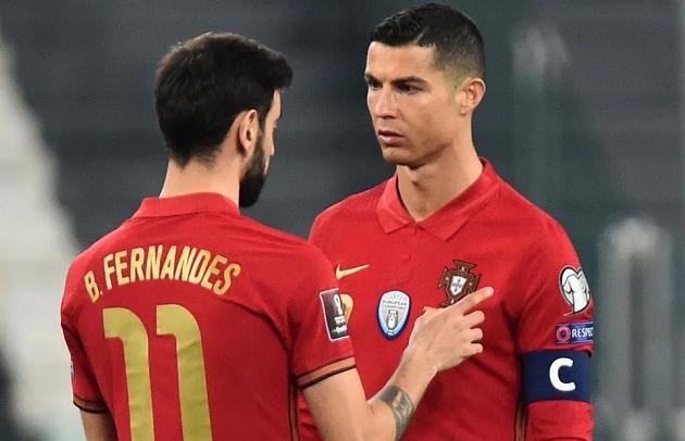 Bồ Đào Nha của Ronaldo gây choáng về chiều sâu đội hình dự Euro 2021