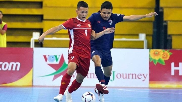 Bảng xếp hạng futsal thế giới 2021: Việt Nam và Thái Lan đứng thứ bao nhiêu?