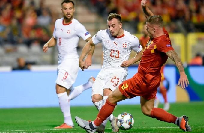 Lịch trực tiếp Bóng đá TV hôm nay 30/5: Thụy Sỹ vs Mỹ