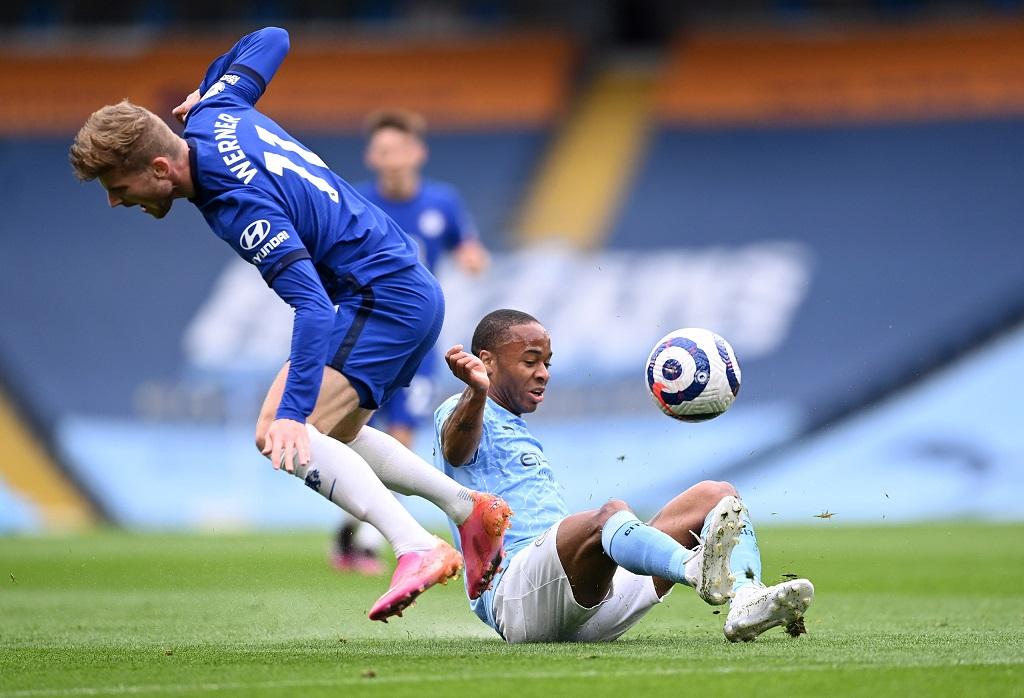 Đội hình ra sân Man City vs Chelsea: Werner đối đầu De Bruyne